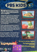 Lyle the Kindly Viking PBS Kids Back Cover