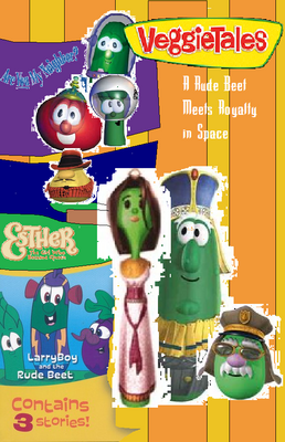 A Rude Beet Meets Royalty in Space
