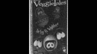 Veggie Tales Are you my Neighbor 1998 Lyrick Studios Prototype