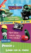 VeggieTales - Perdonar...Por qué y Qué hacer cuando estoy con miedo (VHS)