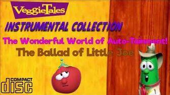 VeggieTales Instrumental Collection (TWWOA and The Ballad of Little Joe)