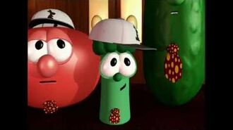 Veggie Tales Classics Rack Shack and Benny (2002 Prototype DVD)
