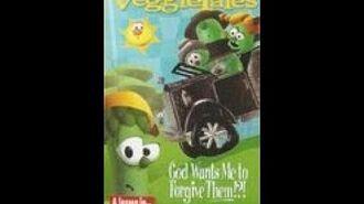 Veggie Tales God Wants me to Forgive Them Lyrick Studios Prototype