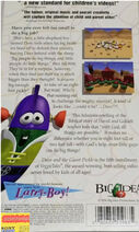 Dave and the Giant Pickle Original CTW Back Cover