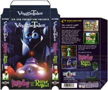 Larry-Boy and the Rumor Weed Prototype VHS cover