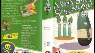 A Very Silly Sing-Along! (RARE 1996 prototype VHS)