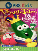 King George and the Ducky PBS Kids Front Cover