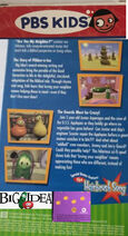 Are You My Neighbor PBS Kids Back Cover