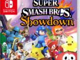Super Smash Bros. Showdown