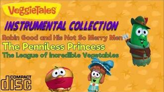 VeggieTales Instrumental Collection (Robin Good-The League of Incredible Vegetables)