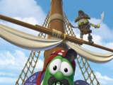 The Pirates Who Don't Do Anything: a VeggieTales Game