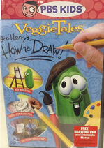 Bob and Larry's How to Draw PBS Kids Front Cover