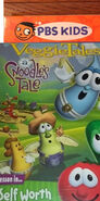 A Snoodle's Tale PBS Kids Front Cover