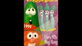 Veggie Tales A Very Silly Sing Along Lyrick Studios Prototype