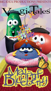 Madame Blueberry prototype VHS cover (3D edit)