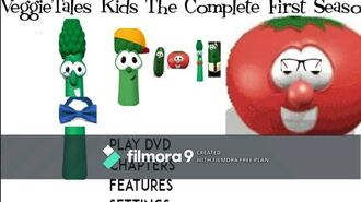 Opening to VeggieTales Kids The Complete First Season 1999 DVD (Fanmade) (credit to all Youtubers who uploaded)