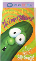 The End of Silliness More Really Silly Songs PBS Kids Front Cover