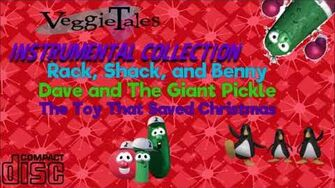 VeggieTales Instrumental Collection (Rack, Shack, and Benny-The Toy That Saved Christmas)