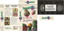 Are You My Neighbor 1994 PROTOTYPE VHS cover