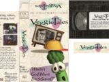 List of VeggieTales prototype VHS tapes from 1993-1998
