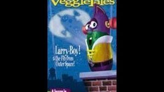 Veggie Tales LarryBoy and the Fib from Outer Space (Lyrick Studios Prototype)