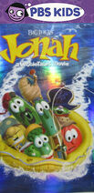 Jonah! A VeggieTales Movie PBS Kids Front Cover