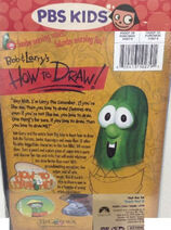Bob and Larry's How to Draw PBS Kids Back Cover