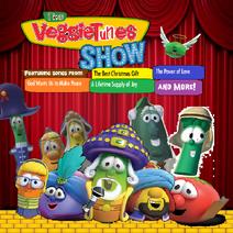 The VeggieTunes Show CD cover