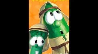 VeggieTales Champs of the Bible (RARE 2001 VHS)