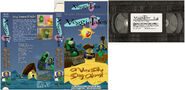 A Very Silly Sing-Along 1996 prototype VHS cover