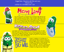 Storytime with Bob and Larry Vol. 4 back cover