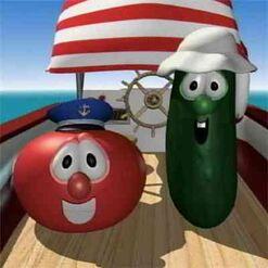 First Mate & The Skipper (AKA Captain)
