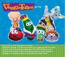 VeggieTunes on TV