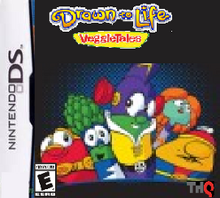 Drawn to Life VeggieTales cover