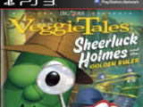 Sheerluck Holmes and the Golden Ruler (video game)