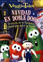 VeggieTales - Navidad en Doble Dosis (DVD) (re-dub)