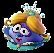 Madame Blueberry as Glinda