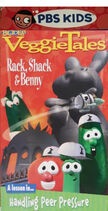 Rack, Shack & Benny PBS Kids Front Cover