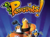 3-2-1 Veggies: A Collection of Veggie and Penguin Stories