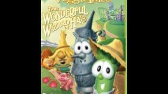Veggie Tales The Wonderful Wizard of Ha's 2007 Prototype DVD