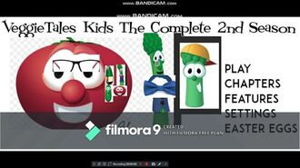 Opening to VeggieTales Kids The Complete Second Season 2000 DVD (Fanmade) (credit to all YouTubers who uploaded)