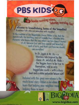 A Snoodle's Tale PBS Kids Back Cover
