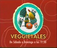 VeggieTales - ES promo ending card (Minimax)