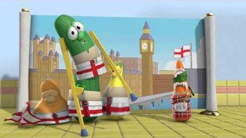 VeggieTales Kilts & Stilts - Silly Song