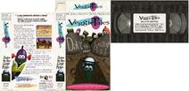 Dave and the Giant Pickle 1996 prototype VHS cover