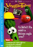 VeggeTales Irish Dub Vol. 1 DVD Cover