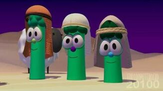 YouTube Poop - Veggie Tales- 12 Stories In One Part 6 (Overdue Christmas Gift)