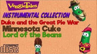 VeggieTales Instrumental Collection (Duke and the Great Pie War-Lord of the Beans)