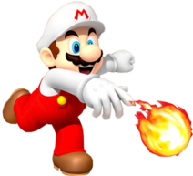 Fire Mario - Mario Kart Arcade GP DX