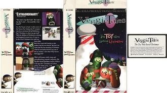 The Toy That Saved Christmas (RARE 1996 prototype VHS)